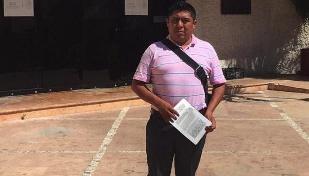 Acribillan al periodista Rubén Pat en Playa del Carmen