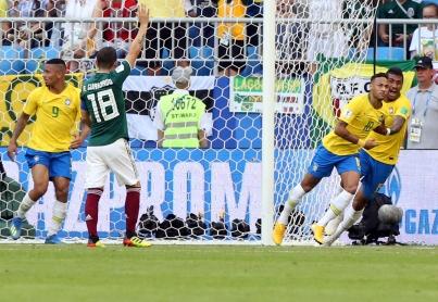 México se despide del quinto partido en Rusia 2018