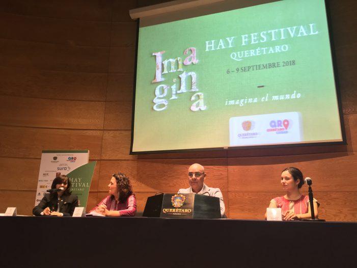 Hay Festival dejará a Querétaro derrama económica de 13 mdp