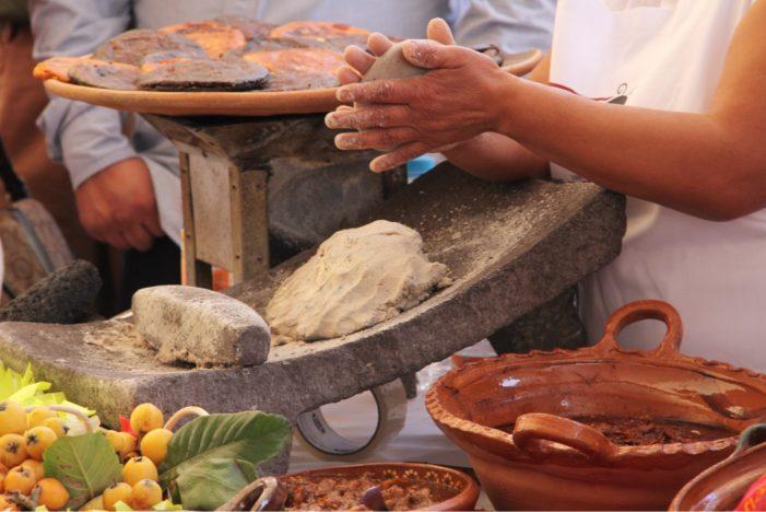 La gastronomía queretana y el Hay Festival