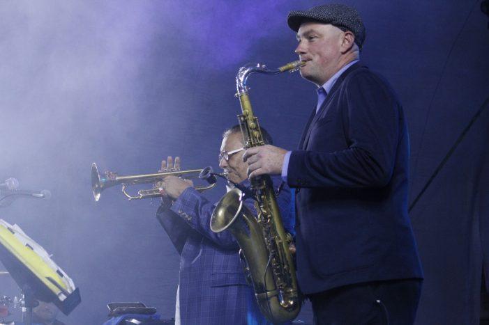 Festival Internacional Jazz de Verano inició con el talento de Arturo Sandoval