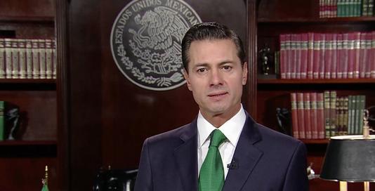 Enrique Peña Nieto felicita a López Obrador