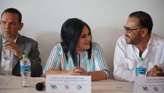 Sinaloa   Reconoce Canainpesca a la senadora Diva Gastélum