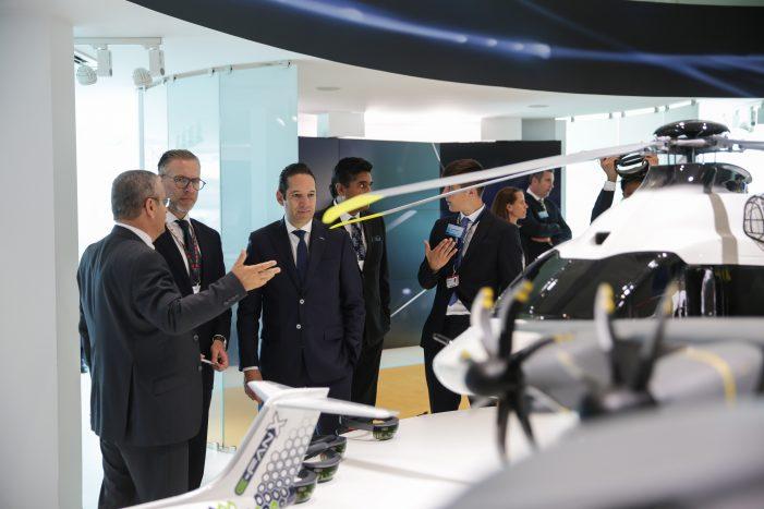 Gobernador inicia gira por Londres y París