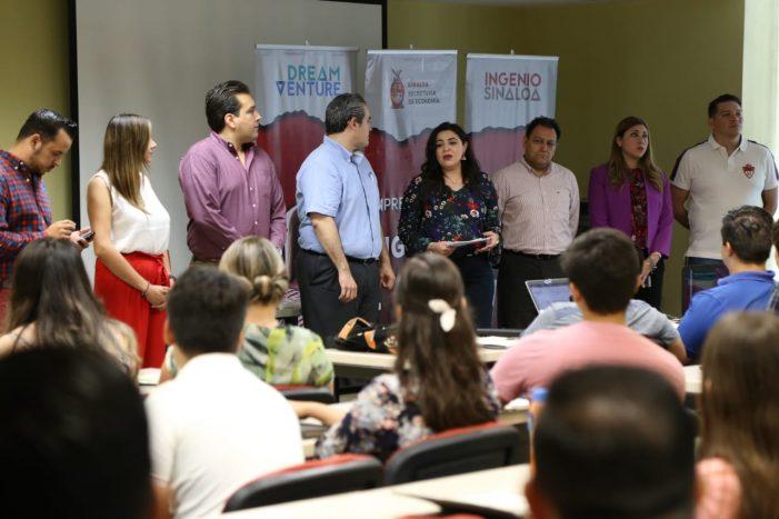 """Capacitan a emprendedores con """"Ingenio Sinaloa"""""""