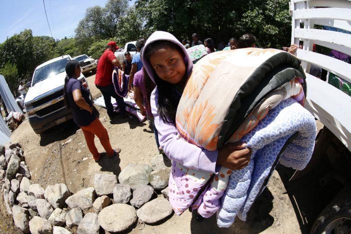 Sinaloa | Cruzada de apoyo a tarahumaras