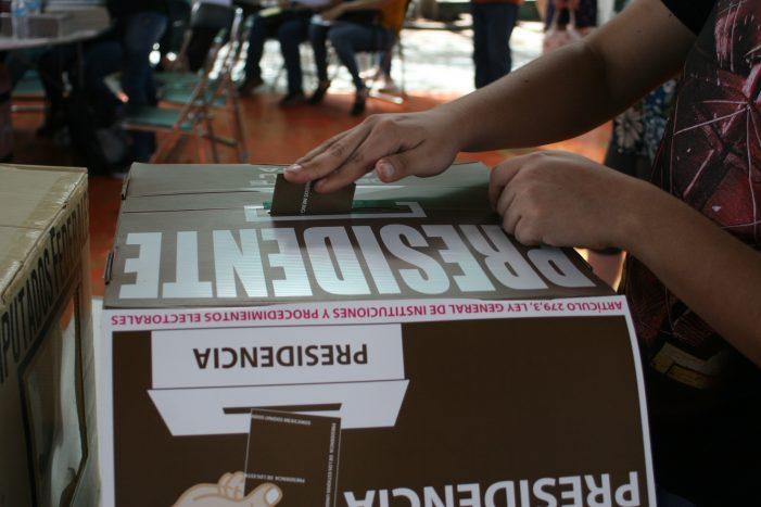 Sinaloa | Estrada Ferreiro adelanta en las votaciones; Chuy Valdés se rezaga