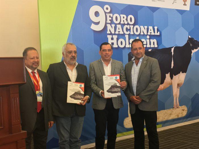 Inauguran Foro Nacional Holstein en el Querétaro Centro de Congresos