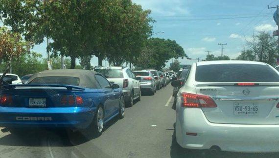 Sinaloa | Tránsito Municipal ya implementa operativos por obra en Rolando Arjona