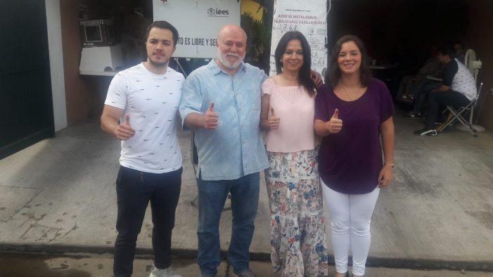 Sinaloa   Confía Manuel Clouthier en la voluntad de los ciudadanos