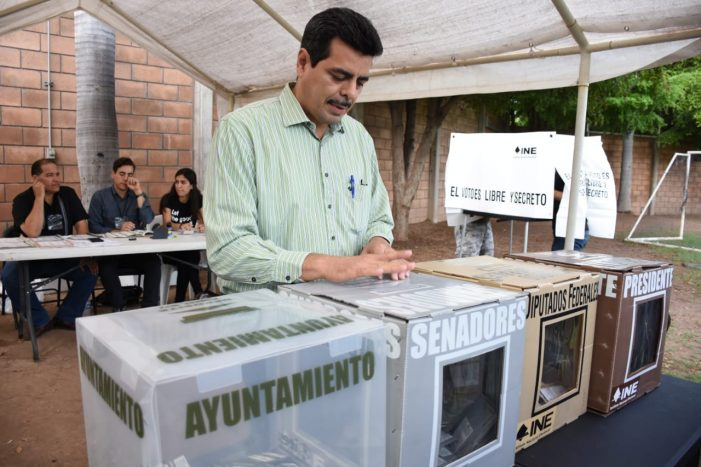 Sinaloa   Elecciones tranquilas al momento: Alcalde