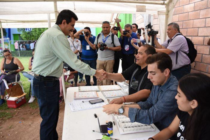 Sinaloa | Despliega municipio de Culiacán más de mil 100 elementos para resguardar elecciones