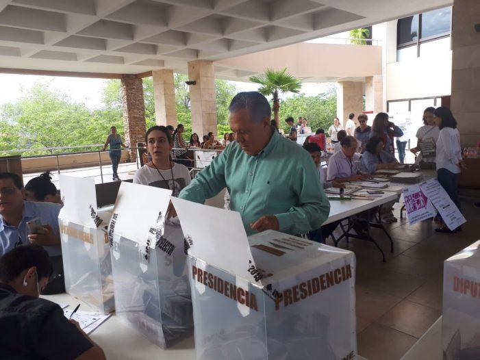Sinaloa   Exgobernador Jesús Aguilar confía en llevar a cabo un proceso tranquilo