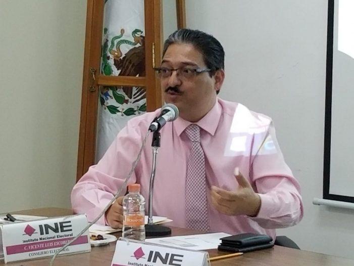 Sinaloa   Jornada electoral típica, nada fuera de control: INE