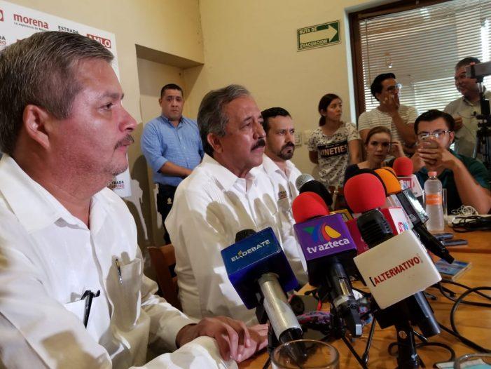 Sinaloa   No me voy a dejar fraudear; el gobernador está atrás de todo: JEF