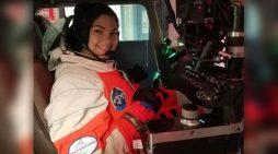 Alyssa Carson puede ser la primera mujer en pisar Marte