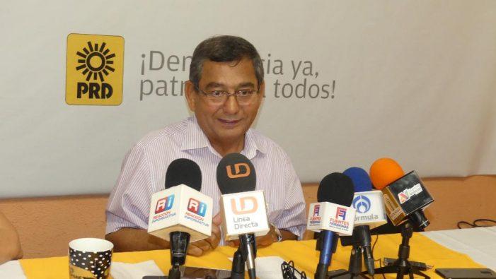 AMLO recula en promesas de campaña: PRD