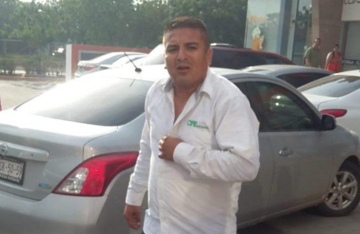 Empleado de CFE golpea a autista en Sinaloa