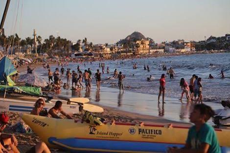 Playas de Sinaloa, sin riesgo sanitario: COEPRISS