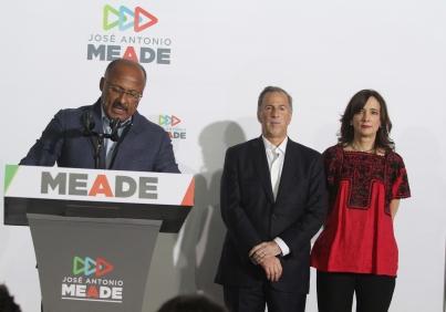 Meade reconoce derrota electoral y desea éxito a AMLO