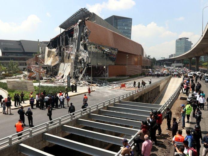 ¿Por qué se cayó la Plaza Artz?