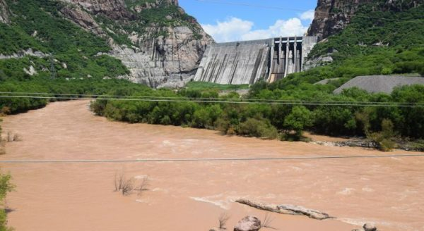 """Sinaloa   Descartan contaminación en la presa """"Huites"""""""