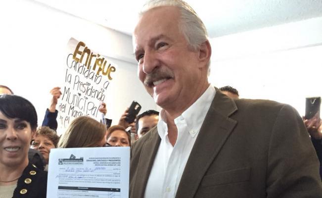 Enrique Vega Carriles será alcalde de El Marqués por tercera ocasión
