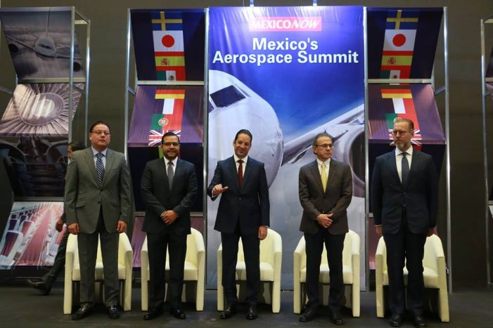 Querétaro se consolida como cuarto destino de inversión aeronáutica en el mundo: Pancho Domínguez