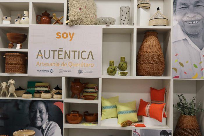 Casa Queretana de las Artesanías llega a Punto México