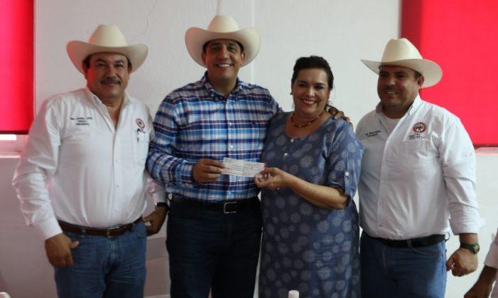 Sinaloa | Atiende Jesús Valdés a Red Mayor y productores de Guasave