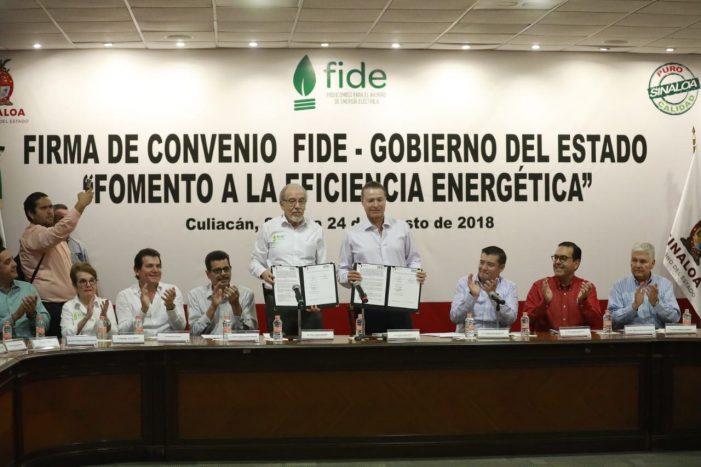 Sinaloa le apuesta al ahorro de energía