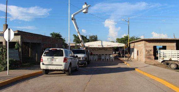 Sinaloa | Obras y servicios la mejor manera de mostrar desarrollo: Lara