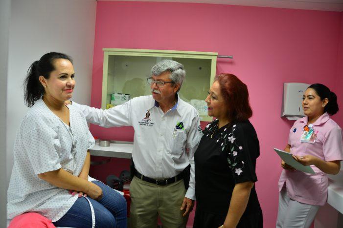 Sinaloa | Detección oportuna de cáncer de mama salva vidas: SSS