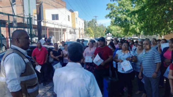 Sinaloa | Se manifiestan en la CFE por el mal servicio