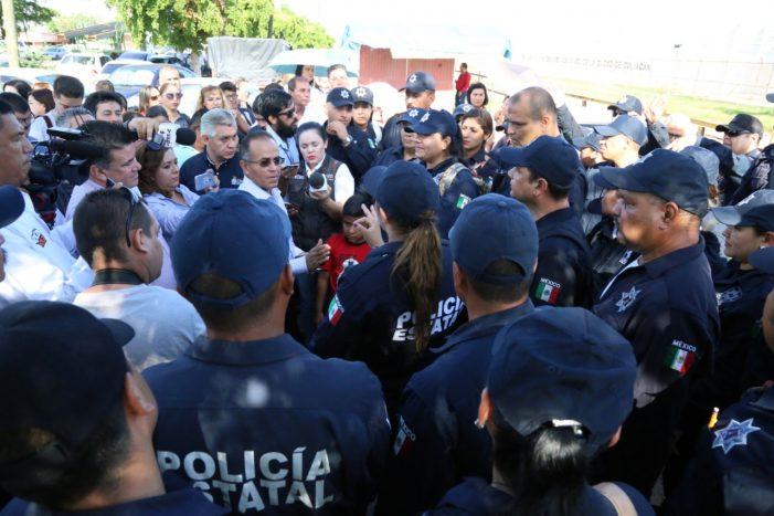 Sinaloa | Titular de la SSPE resuelve conflicto con celadores