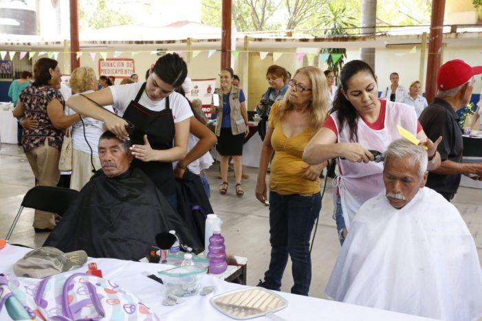 Ofrece DIF Sinaloa jornadas para adultos mayores