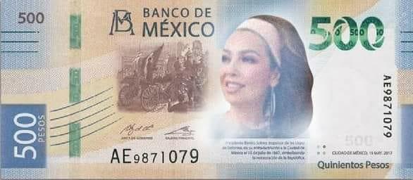 Lanzarán nuevo billete de 500 pesos, ¿Quién será el personaje?