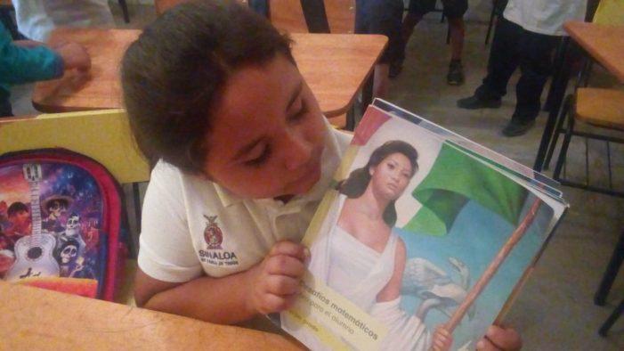 Sinaloa | No se condicionan libros en escuelas a cambio de cuotas