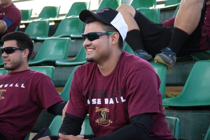 Sinaloa | Exgrandesligas va por la revancha después de su lesión