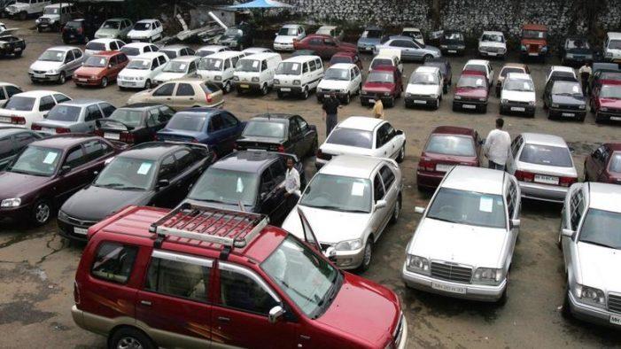 Coparmex llama a frenar regularización de autos usados provenientes de EU