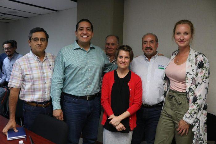 Reconoce USDA avances de Sinaloa en sanidad ganadera