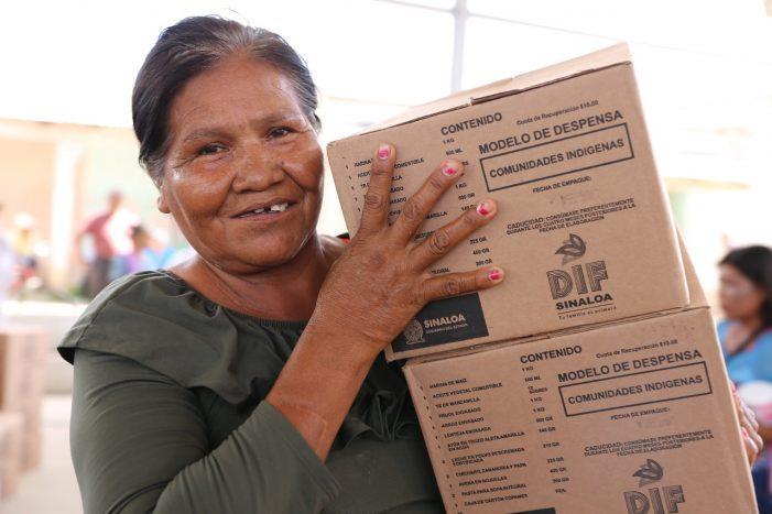Arranca DIF apoyo para comunidades indígenas
