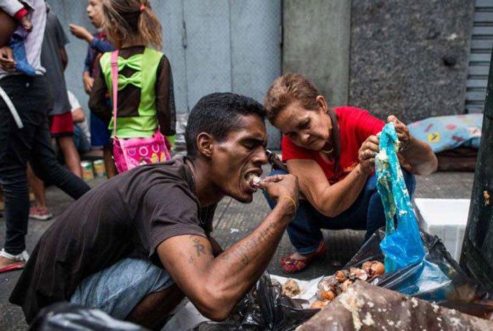 Venezuela| Entre huir o morir, así vive su gente