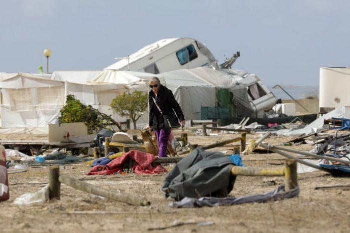 Europa| Tormenta Leslie deja 13 muertos a su paso