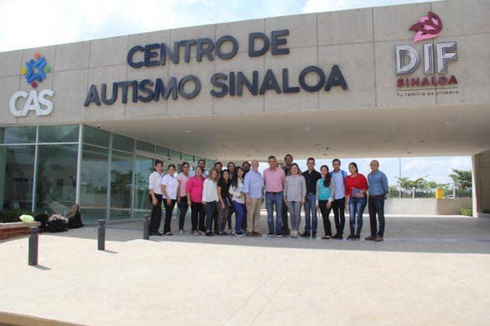 Capacitan a personal del nuevo Centro de Autismo Sinaloa