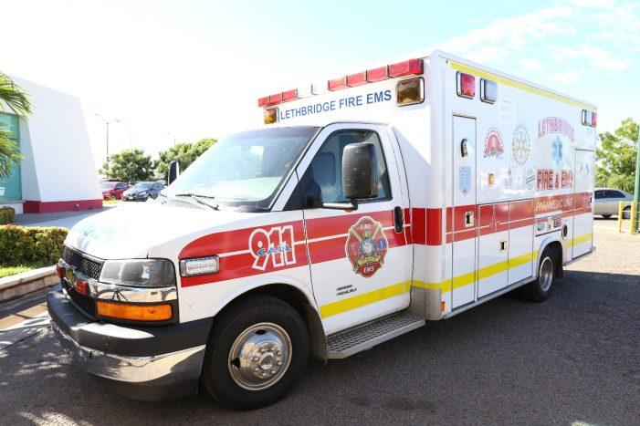 Rotarios donan ambulancia a DIF Sinaloa