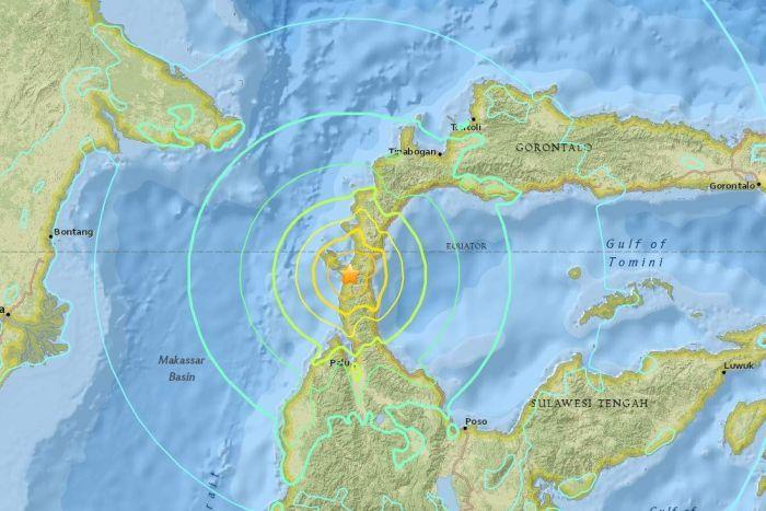 Indonesia| El terremoto y tsunami que devastó la isla