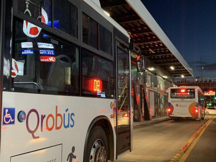 Opera con normalidad esta mañana el servicio de transporte público