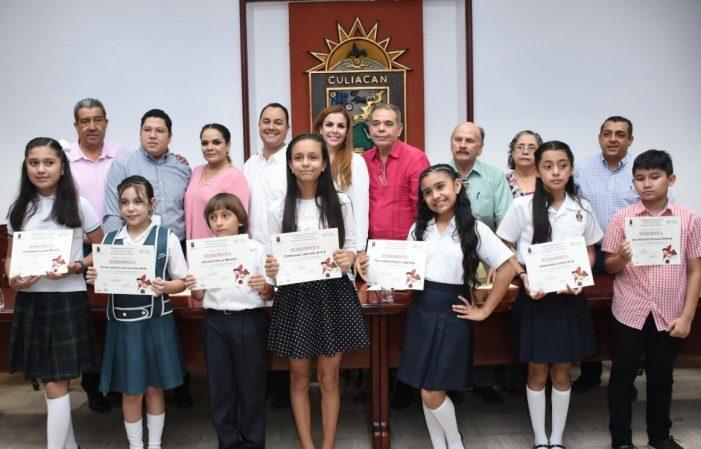 Sinaloa | Premian a niños y niñas cronistas