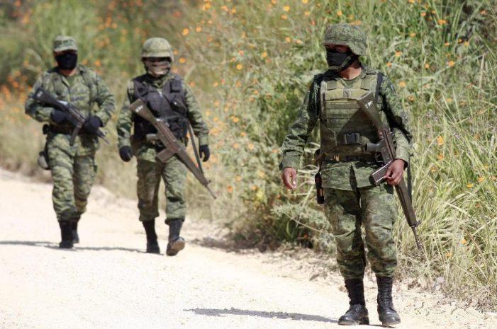 EU envía tropas a la frontera sur para detener caravana migrante